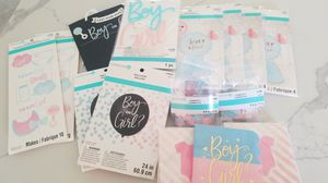 Gender Reveal Decorations and Party Kit for Sale in Anaheim, CA