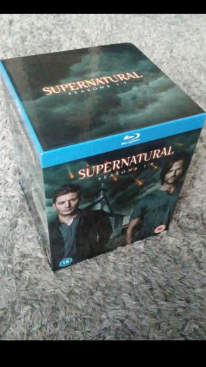 Supernatural bluray for Sale in Imperial Beach, CA