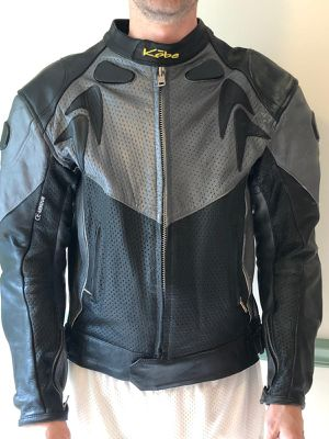 Leather Motorcycle Jacket for Sale in Hendersonville, TN
