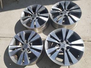 Hond wheels, honda rims, oem, original, accord, crv, Hr v, accord, prelude, most 5x114.3 hondas. for Sale in Riverside, CA