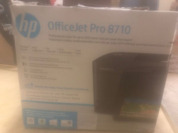 Wifi -Bluetooth Hp Printer,Fax Scanner all in One