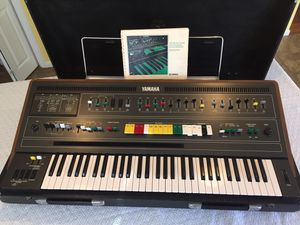 Vintage Yamaha CS-60 Polyphonic Analog Synthesizer for Sale in Westford, MA