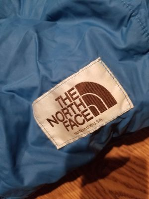 The North Face W Cats Meow mummy sleeping bag for Sale in Saginaw, TX