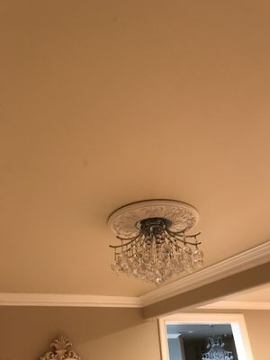 Chandelier and 2 wall chandeliers for Sale in East Los Angeles, CA