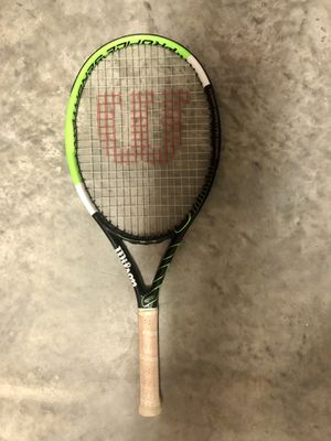 Wilson profile tennis racket for Sale in Dunedin, FL