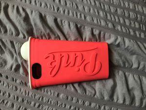 VS pink iPhone 7+ case for Sale in Clovis, CA