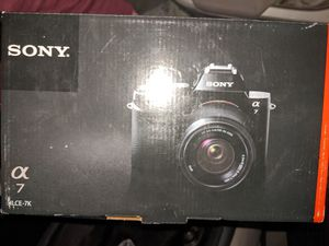 Sony a7 for Sale in Norwalk, CA