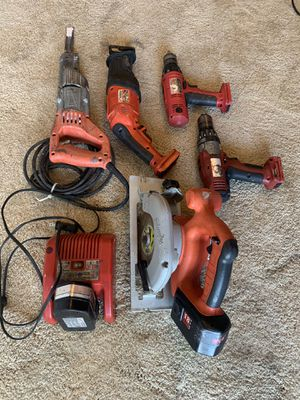 Milwaukee tool set for Sale in Hollywood, FL