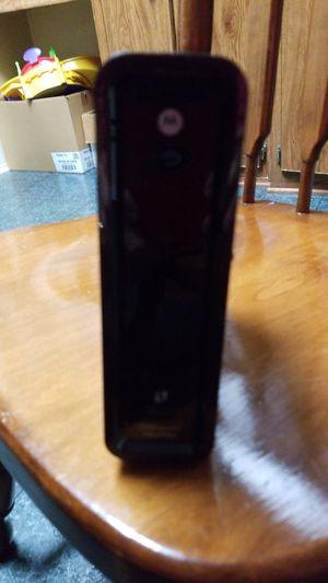 Arris surfboard wifi modem router 3.0 SBG6580 for Sale in Phenix City, AL