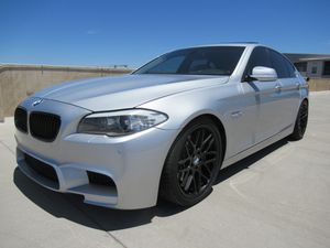2011 BMW 550i Clean Carfax Mint Condition All Service Records NO TAX! for Sale in Scottsdale, AZ