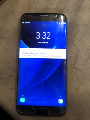 Unlock s7 edge $149 for Sale in Mesa, AZ