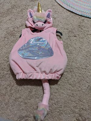 Baby Unicorn costume for 18-24 months for Sale in Lake Worth, FL