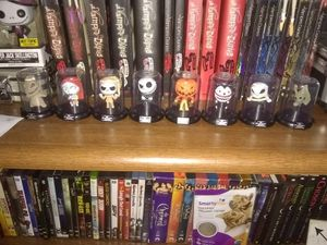 Nightmare Before Christmas statues mint condition for Sale in Denver, CO