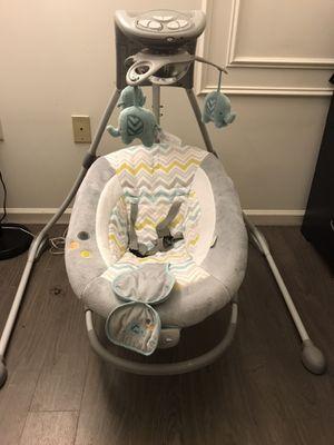 Ingenuity Cradling Swing - $55- Herndon for Sale in Herndon, VA