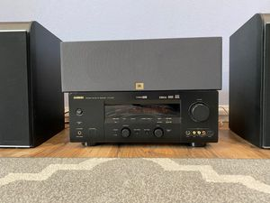 JBL ES Series HOME THEATRE System in MINT Condition for Sale in Fremont, CA