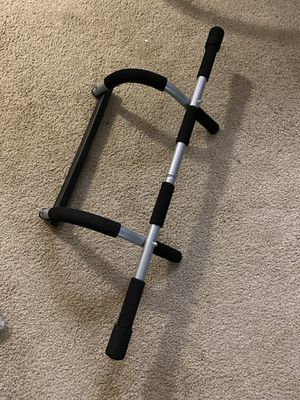 Iron Gym Total Upper Body Workout Bar for Sale in Santa Clara, CA
