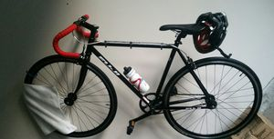 Fuji Track Bike with a complete repair kit for Sale in Ashburn, VA