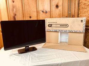 """Monoprice 27"""" 1440p IPS Display for Sale in San Diego, CA"""