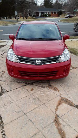 2009 Nissan Versa .s .Hactchback for Sale in Laurel, MD