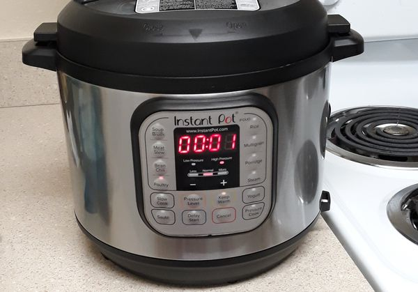 New instant pot from Amazon