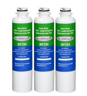 Replacement Water Filter For Samsung RF4267HARS Refrigerator Water Filter by Aqua Fresh (3 Pack) for Sale in Fresno, CA