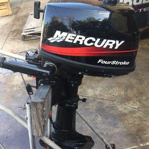 Mercury 4.0 Outboard Motor for Sale in Norfolk, VA