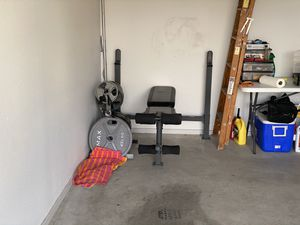 Home workout equipment for Sale in Chandler, AZ