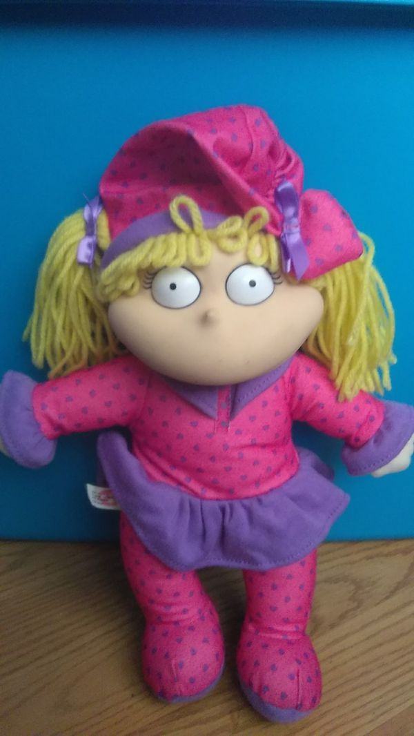 Angelica Doll From The Rugrats