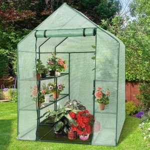 8 Shelves Portable Greenhouse for Sale in Wildomar, CA