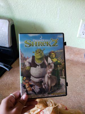 Shrek 2 dvd for Sale in Cypress, TX
