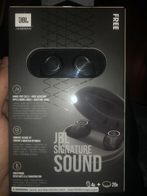 JBL FREE Bluetooth earbuds for Sale in Miami, FL