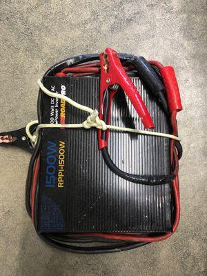 12v to 220v converter for Sale in Greenwood, IN