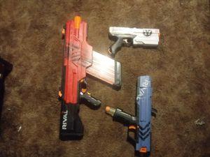 Nerf rival gun for Sale in Albuquerque, NM