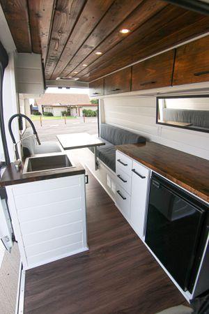 Custom 2018 Ram Promaster Camper Van! for Sale in San Diego, CA