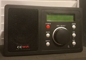 C Crane CC WiFi Internet Radio with Clock, Alarm & 99 Memory Presets for Sale for sale  Cleveland, OH