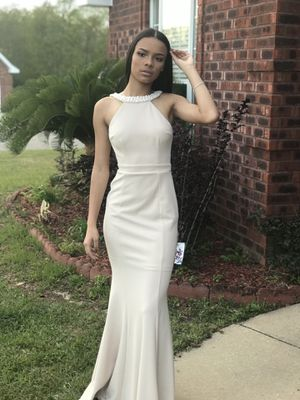 Nude Prom Dress for Sale in Gulfport, MS
