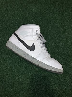 Jordan 1 Mid Cement size 11 8.5/10 for Sale in Omro, WI