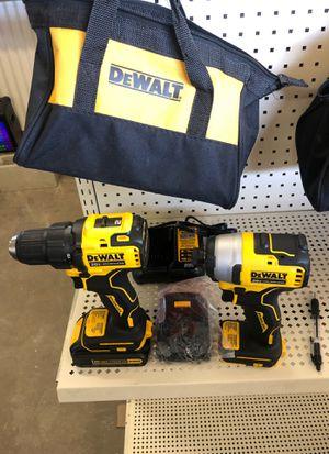 Dewalt v20 atomic compact series drills for Sale in Chula Vista, CA