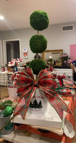 Christmas Topiary for Sale in Pico Rivera,  CA
