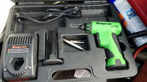 Snap on impact drill for some one work on cardash for Sale in Silver Spring, MD