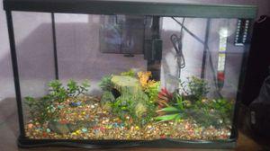 Fish tank 10gal for Sale in Dallas, TX