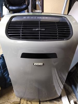 Idylis rolling air conditioner and dehumidifier unit for Sale in Durham, NC