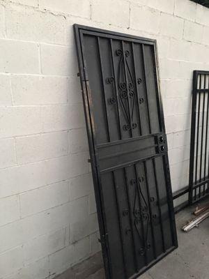 Iron security door for Sale in Santa Ana, CA