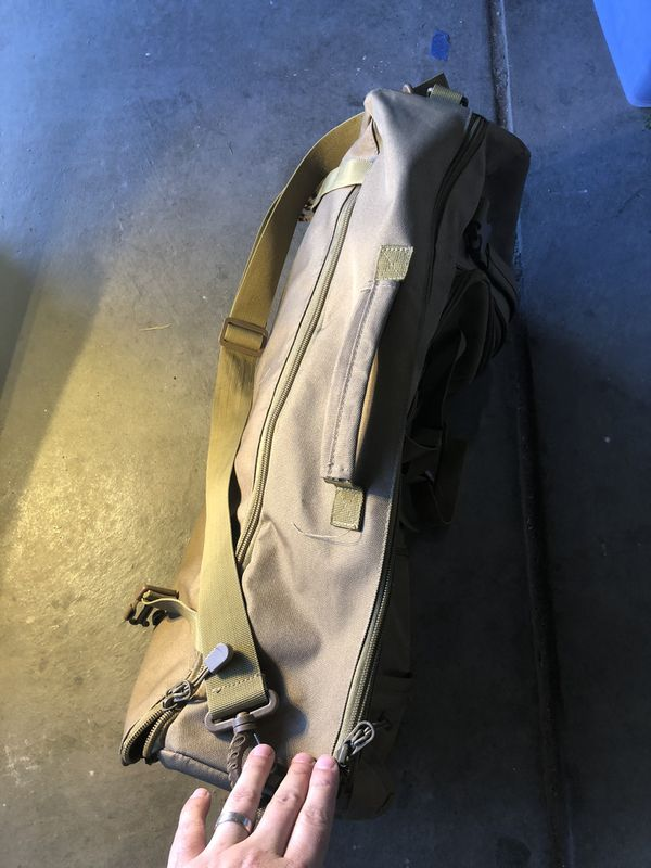 Convertible Duffle Bag/Backpack