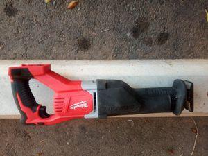 Milwaukee M18 saw saw for Sale in Scottsdale, AZ
