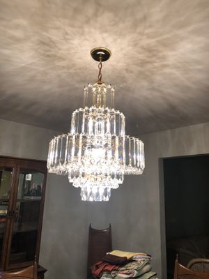 Crystal Chandelier for Sale in Bristol, PA