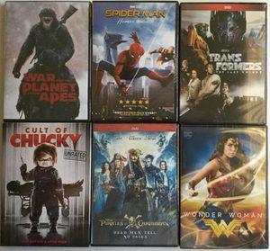 Brand new DVDs for Sale in Abilene, TX