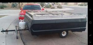 1985 Apache pop up tent camp trailer Coleman popup camping camper for Sale in Avondale, AZ