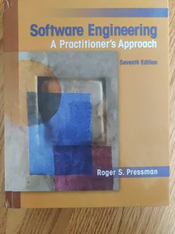 Software Engineering A Practitioner's Approach (7th Edition) for Sale in Brooklyn,  NY