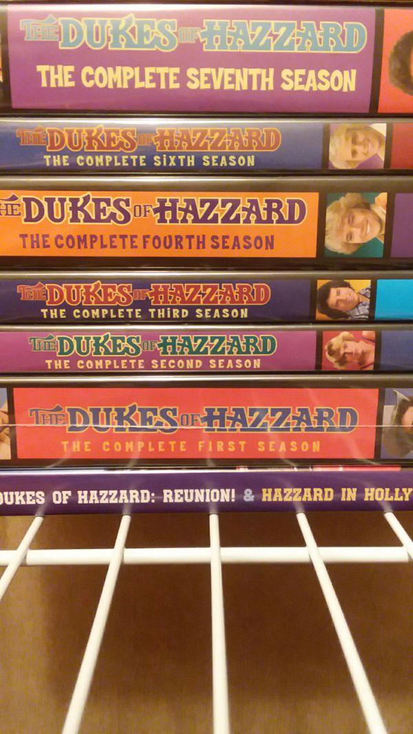 Dukes of hazzard series